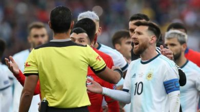 Photo of Messi banned from international football for three months