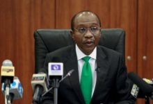Nigeria central bank to defend reserves in wake of UK $9 billion court ruling