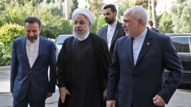 Photo of Iran's Rouhani to Trump: Lift sanctions first