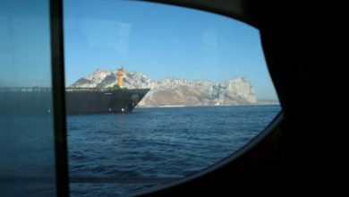 Iran warns U.S. against seizing released Iranian oil tanker