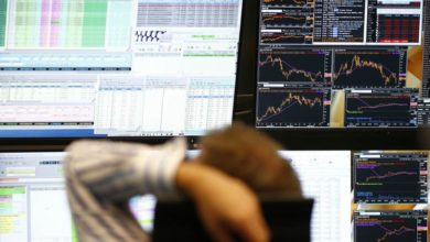 Photo of European shares edge higher amid fears of global recession