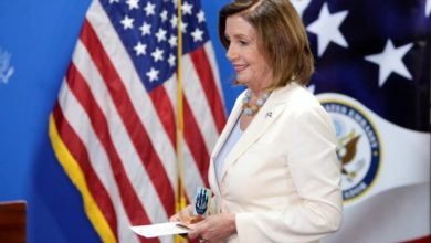 Photo of House speaker as US emissary: Pelosi emerges as force abroad