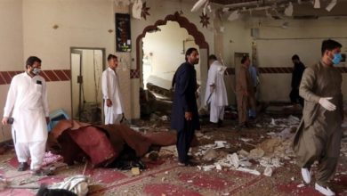 Photo of Brother of Afghan Taliban leader killed in Pakistan mosque blast