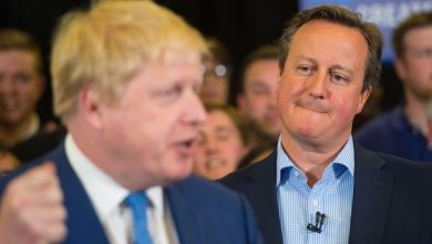 Photo of David Cameron brands Boris Johnson 'a liar who backed Leave to help his career'