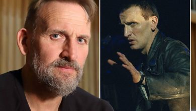 Photo of Doctor Who star Christopher Eccleston reveals secret battle with anorexia almost drove him to suicide