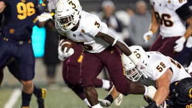 Photo of ASU Football: Arizona State vs. No. 15 Cal Instant Recap