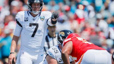 Photo of Possible Timeline For Jaguars' Nick Foles After Clavicle Fracture, Surgery