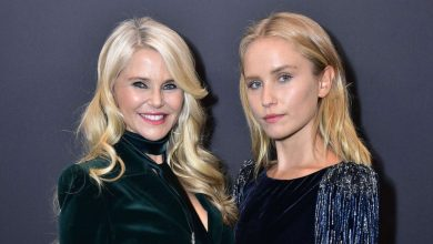 Photo of Christie Brinkley's daughter takes her mom's place on 'Dancing with the Stars'