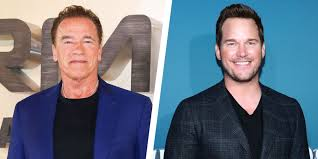 Photo of Chris Pratt Won Over Father-in-Law Arnold Schwarzenegger in the Gym: 'He's a Strong Guy'