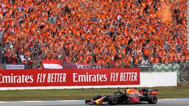 Photo of Max Verstappen, backed by Orange Army, targets 2020 F1 glory