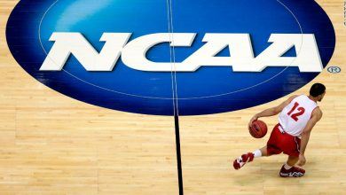 Photo of NCAA says athletes may profit from name, image and likeness