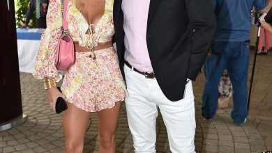 Photo of Everything to Know About Alba Jancou, Peter Cook's 21-Year-Old Fiancée