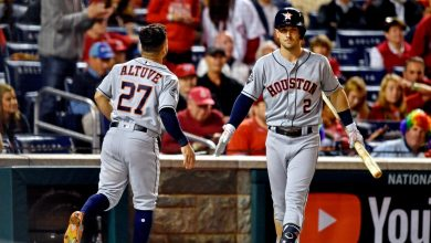 Photo of Astros vs. Nationals score: Houston gets much-needed win in World Series Game 3 with timely hitting