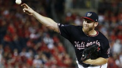 Photo of Nationals, Strasburg suppress Cardinals